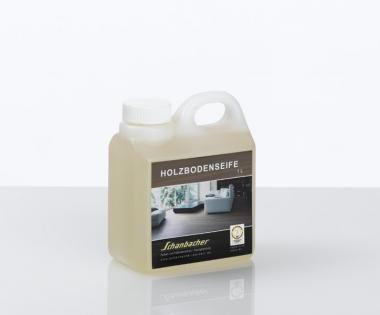 Schanbacher Holzbodenseife natur 1 Liter